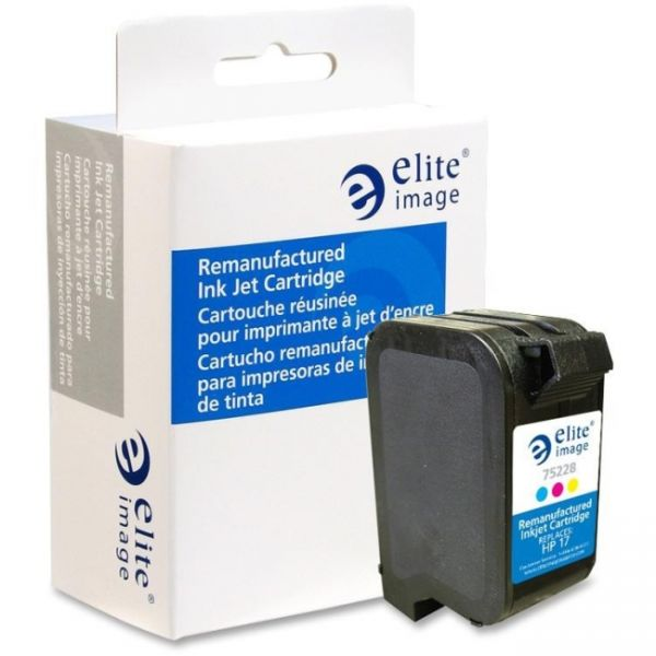 Elite Image Remanufactured HP C6625AN Ink Cartridge