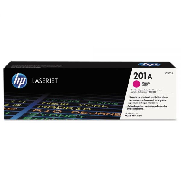 HP 201A Magenta Toner Cartridge (CF403A)