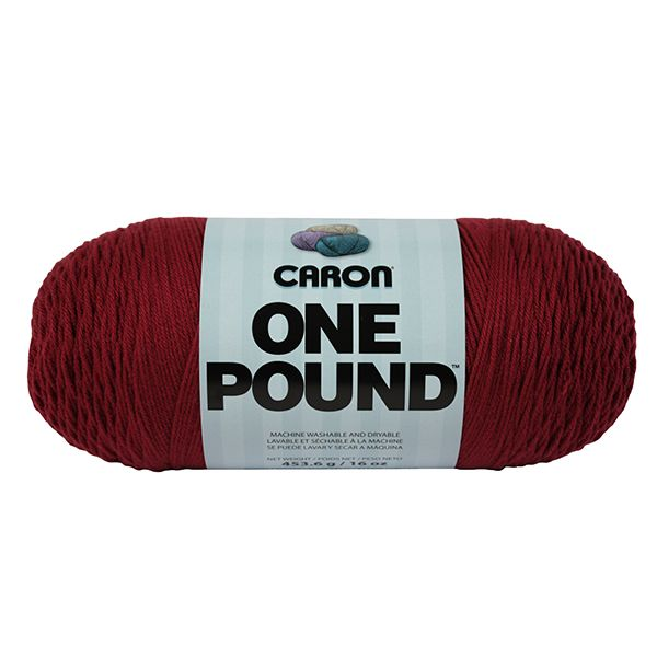 Caron One Pound Yarn - Country Rose