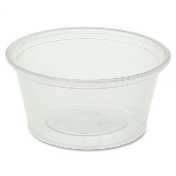 Genuine Joe Portion Cups
