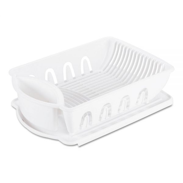 Office Settings 2-Piece Drain Rack Sink Set
