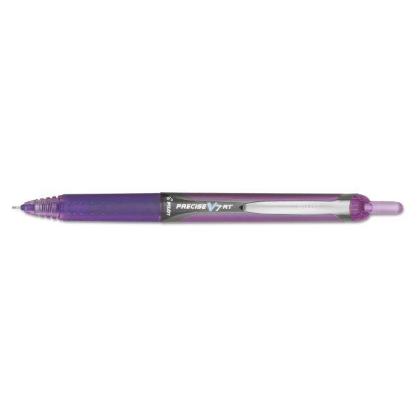Pilot Precise V7 RT Retractable Rollerball Pen