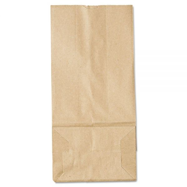 General #5 Brown Paper Grocery Bags