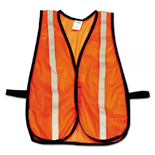 North Safety Hi-Viz Orange Traffic Vest