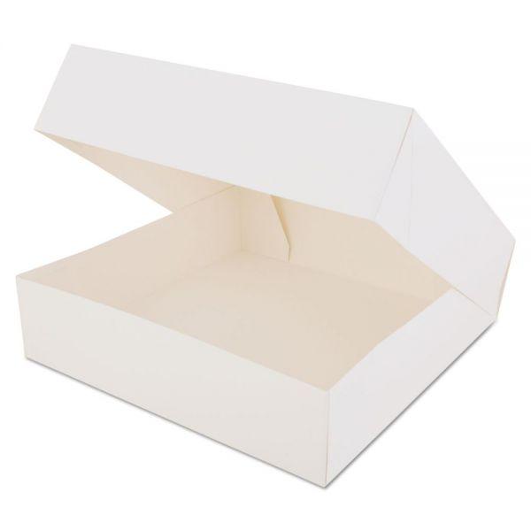 SCT Window Bakery Boxes