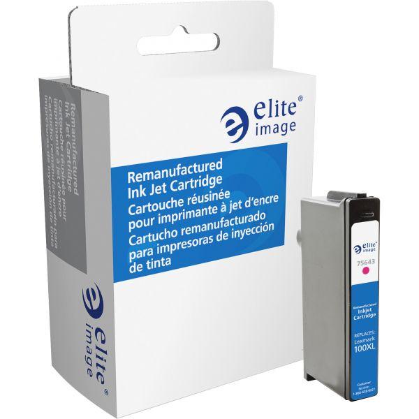Elite Image Remanufactured Lexmark 100XL Ink Cartridge