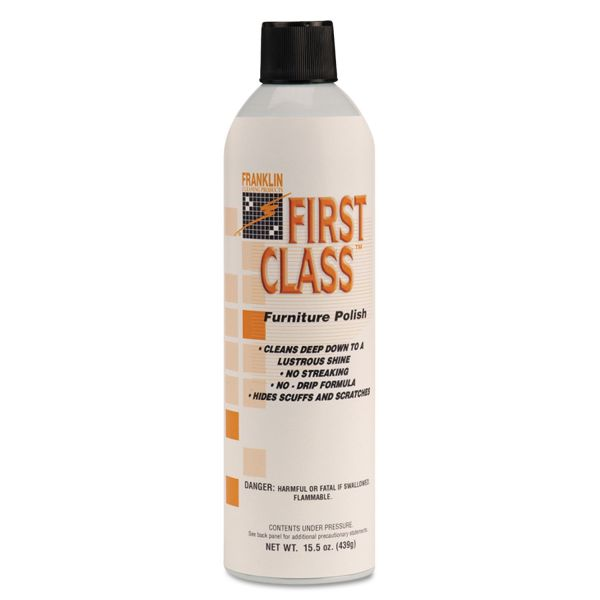 Franklin Cleaning Technology First Class Furniture Polish