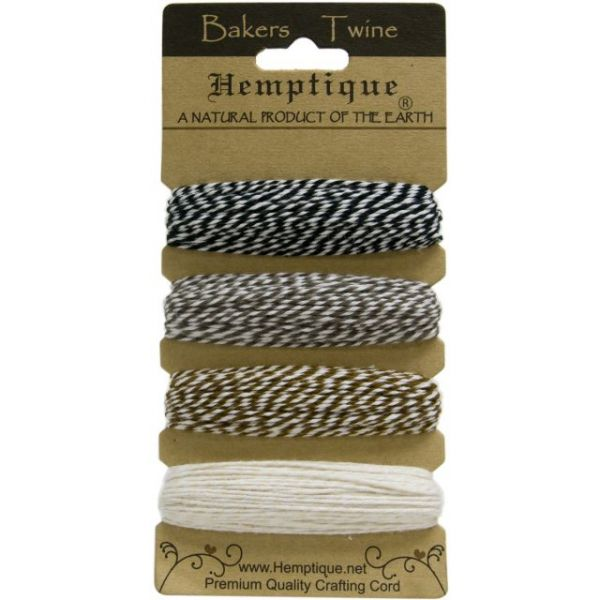 Cotton Baker's Twine 2-Ply 120'
