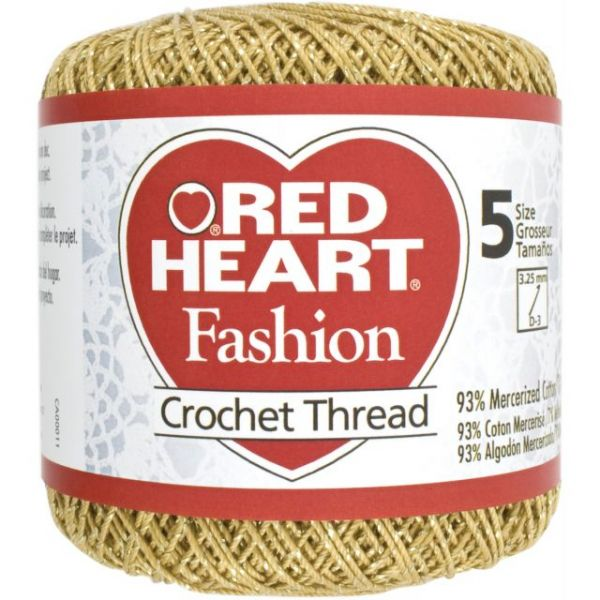 Red Heart Fashion Crochet Thread