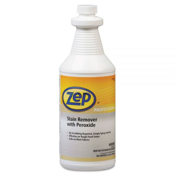 Zep Stain Remover with Peroxide