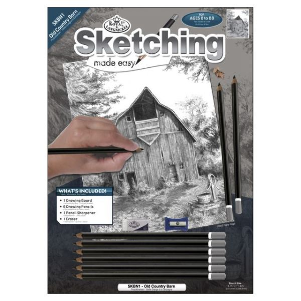 Sketching Made Easy Kit