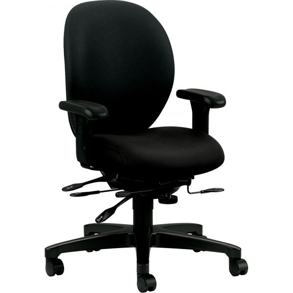 HON Unanimous Series H7628 Mid-Back Office Chair