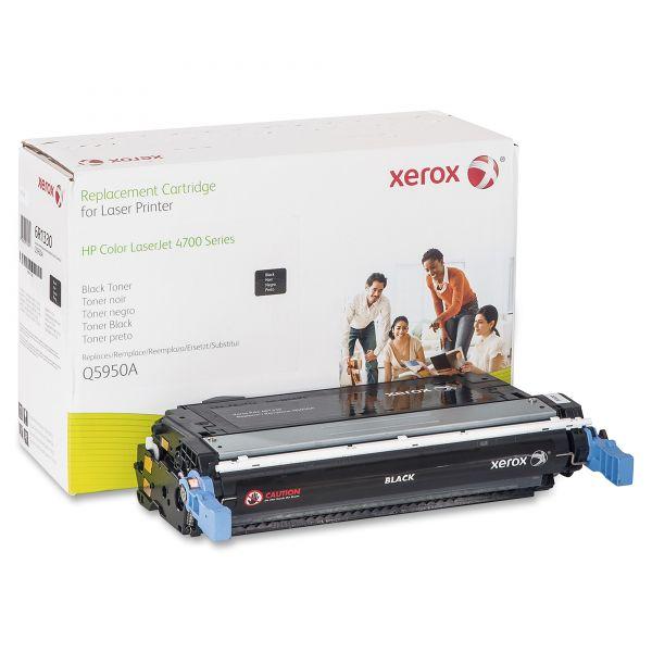 Xerox Remanufactured HP Q5950A Black Toner Cartridge