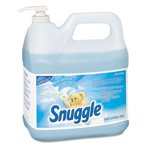 Snuggle Liquid Fabric Softener