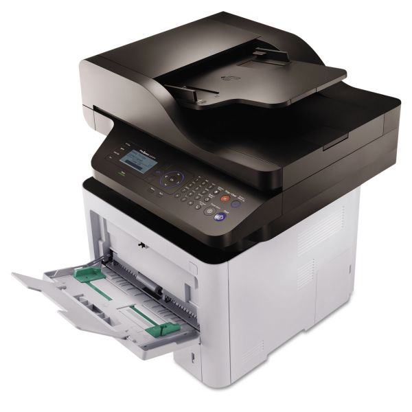 Samsung ProXpress M3870FW Wireless Multifunction Laser Printer, Copy/Fax/Print/Scan