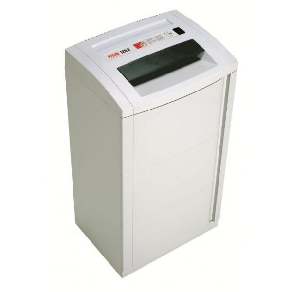 HSM Classic 125.2 High Security Level 6 Micro-Cut Shredder