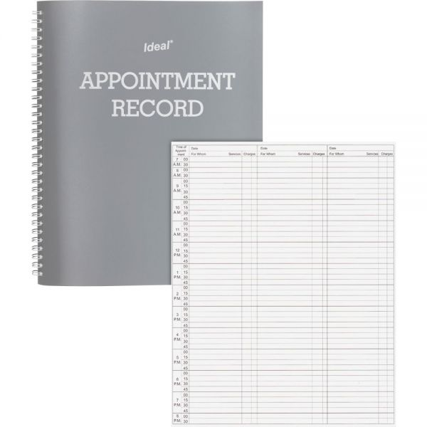 Dome Daily Appointment Book