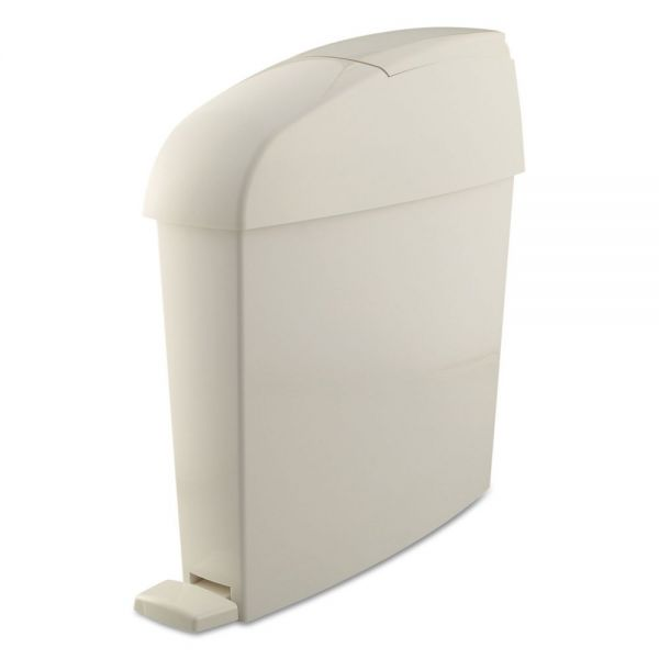 Rubbermaid Commercial Step-On 3 Gallon Sanitary Trash Can
