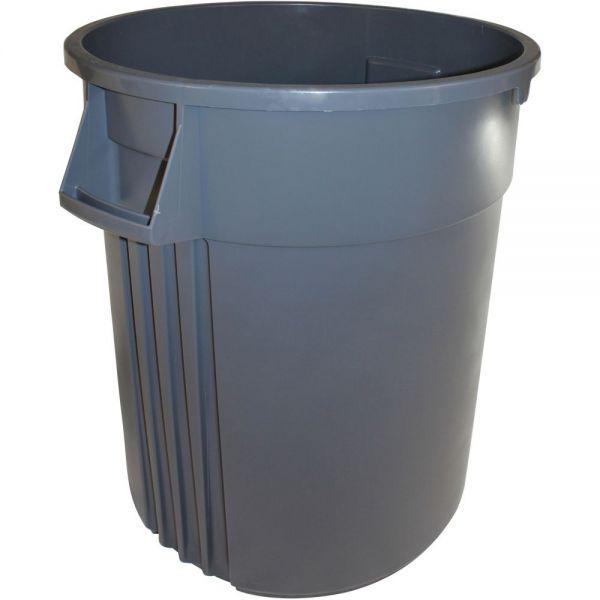 Genuine Joe Heavy-duty 32 Gallon Trash Cans