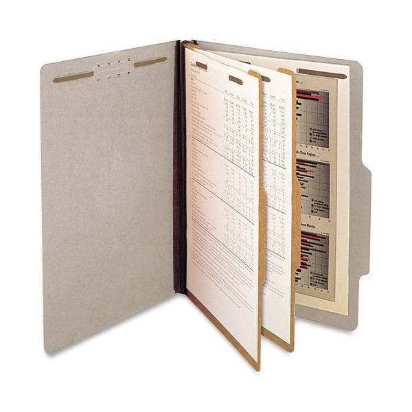 SJ Paper 2-Divider Classification Folders