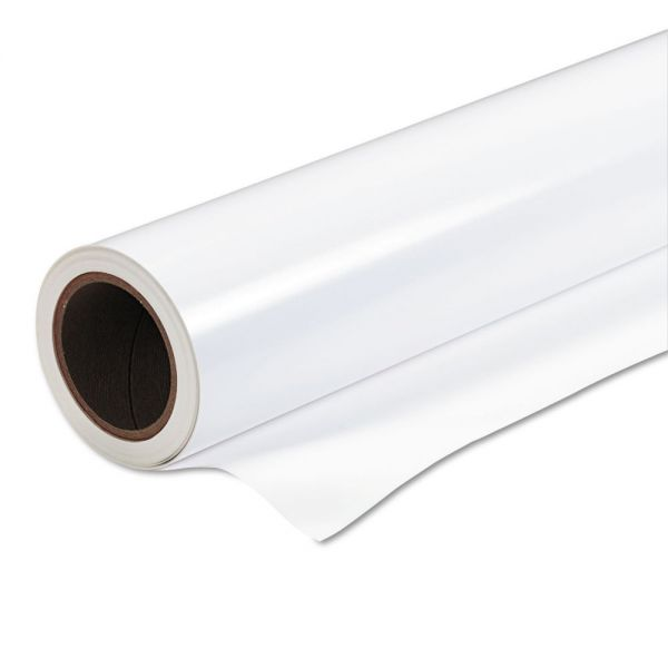 "Epson Premium Luster Photo Paper, 3' Core, 20"" x 100 ft, White"