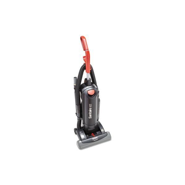 Sanitaire Quiet Clean Commercial True HEPA Upright Vacuum