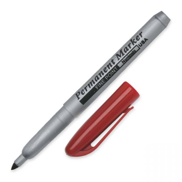 Skilcraft Fine Point Permanent Markers