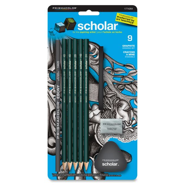Prismacolor Scholar Erasable Colored Pencils