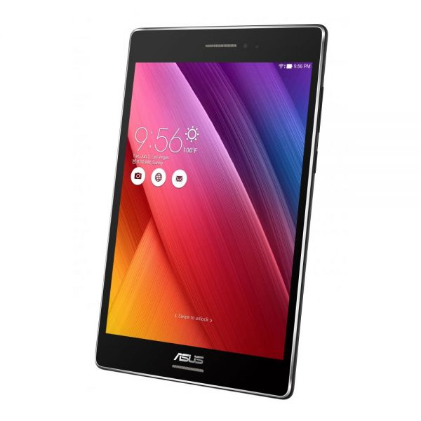 "Asus ZenPad S 8.0 Z580C-B1-BK 32 GB Tablet - 8"" - In-plane Switching (IPS) Technology - Wireless LAN - Intel Atom Z3530 Quad-core (4 Core) 1.33 GHz"