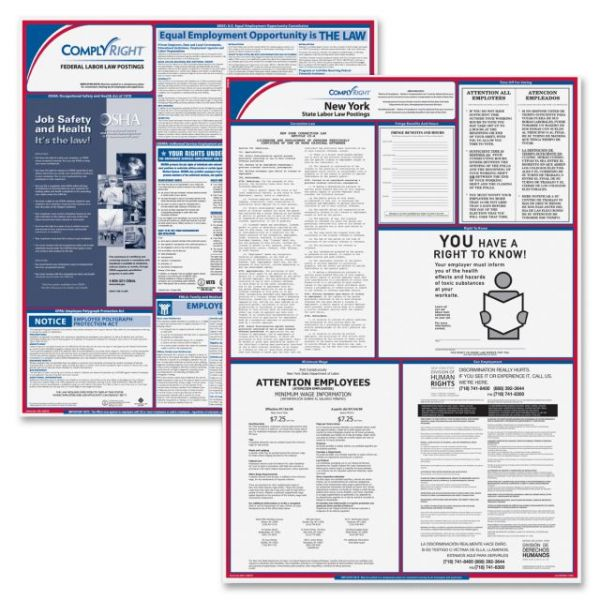 TFP ComplyRight New York Fed/State Labor Law Kit
