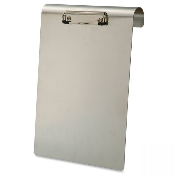 Tatco Curved Top Hanging Aluminum Clipboard