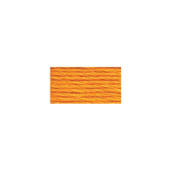 DMC Six Strand Embroidery Floss (741)