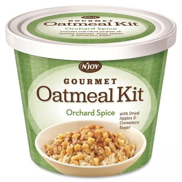 N'JOY Gourmet Oatmeal Kit