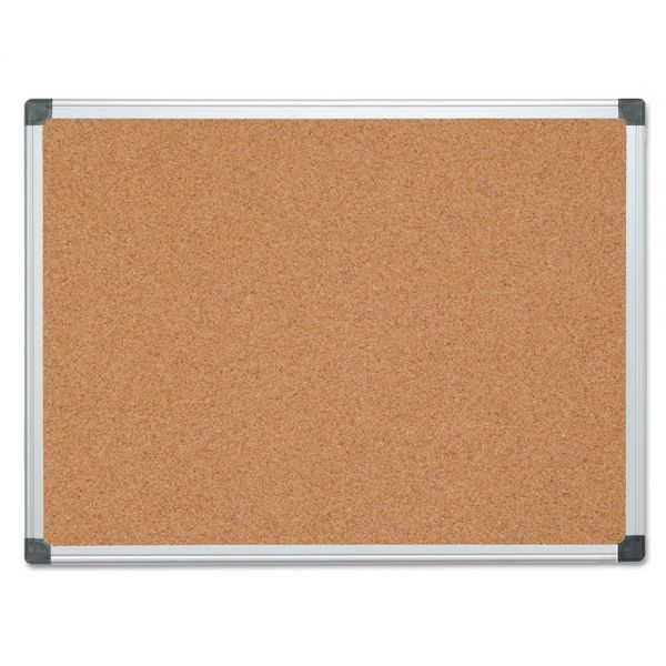 MasterVision Value Cork Bulletin Board