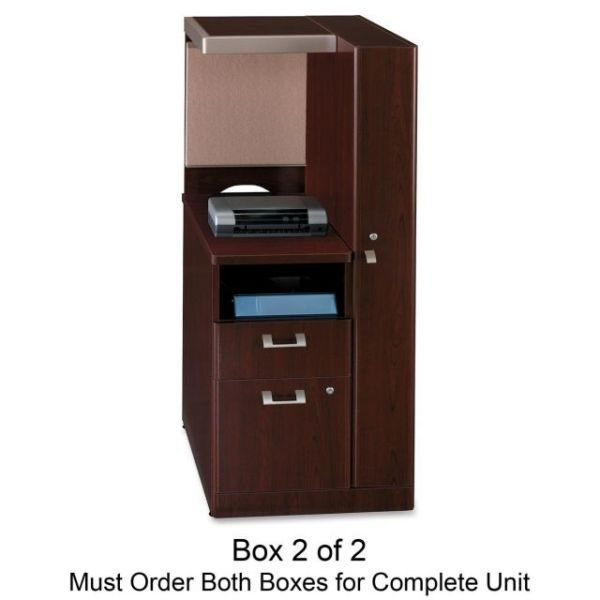 bbf Quantum QT2827CS Right Storage Tower Box 2 of 2 by Bush Furniture