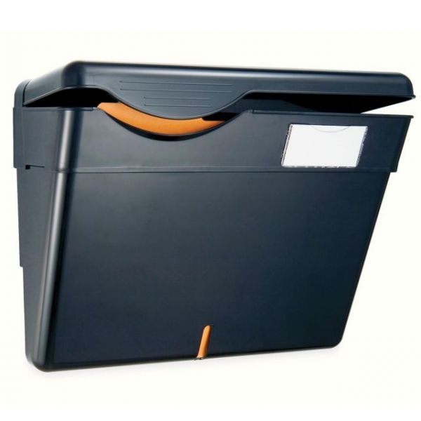 OIC Security Wall File Pocket With Lid