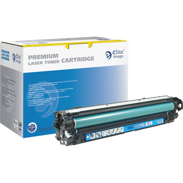 Elite Image Remanufactured HP CE270A Toner Cartridge