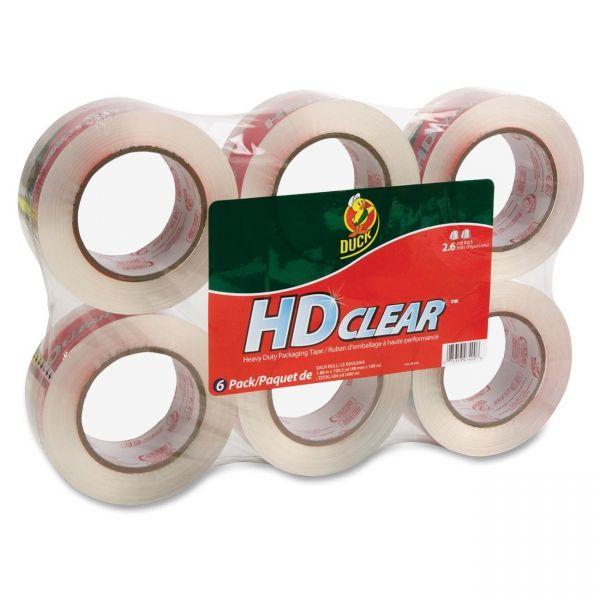 Duck HD Clear Heavy Duty Packaging Tape