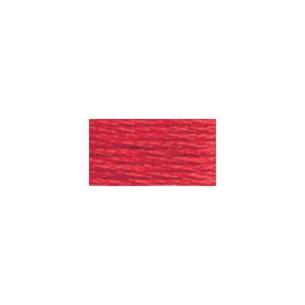 DMC Six-Strand Embroidery Floss (666)