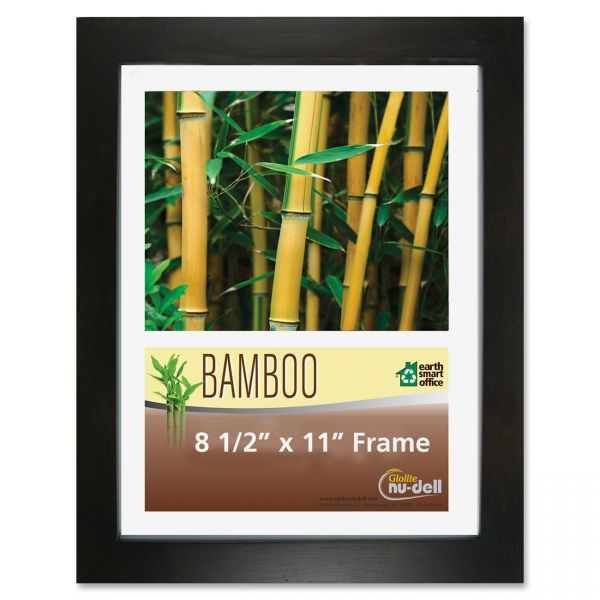 NuDell Bamboo Picture/Certificate Frame