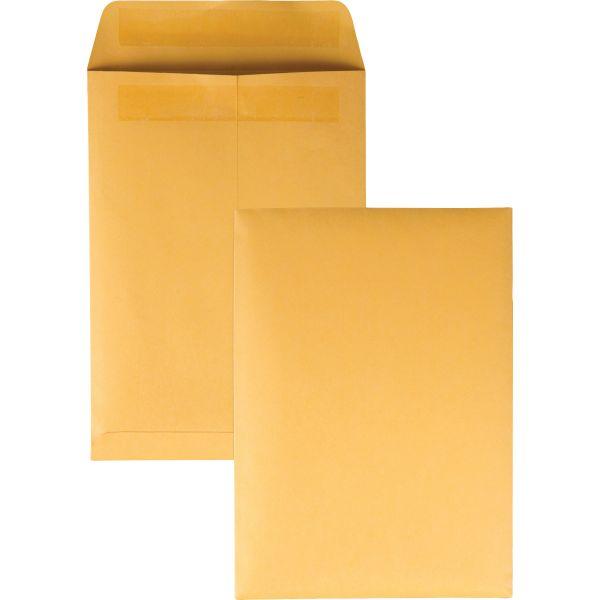 """Quality Park 7 1/2"""" x 10 1/2"""" Catalog Envelopes"""