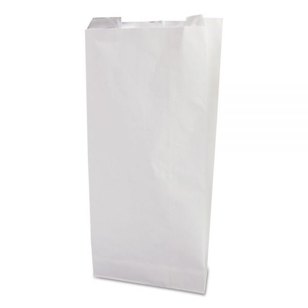 Bagcraft Papercon Grease-Resistant Sandwich Bags
