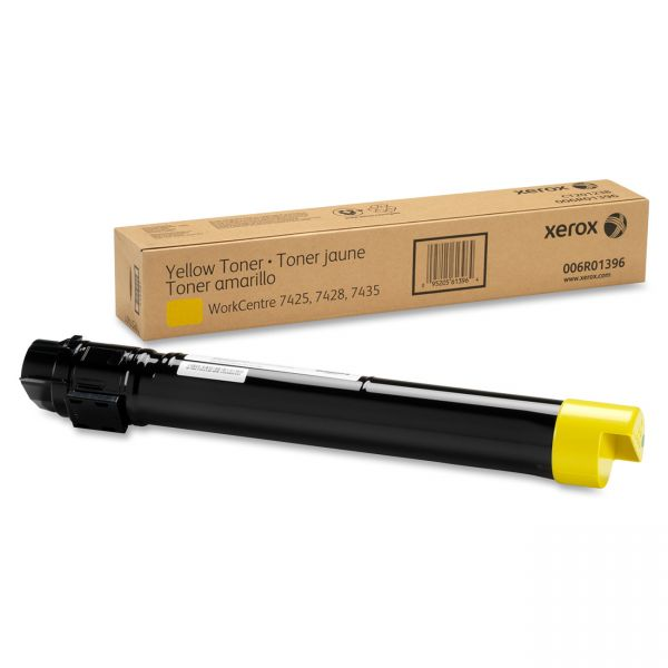 Xerox 006R01396 Yellow Toner Cartridge