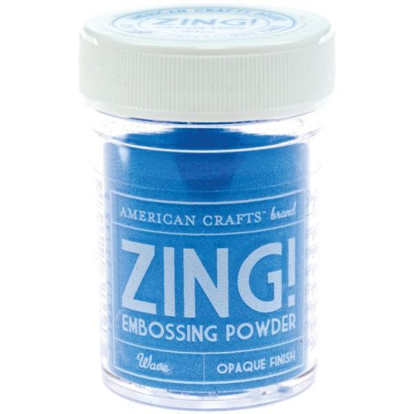 Zing! Opaque Embossing Powder 1oz