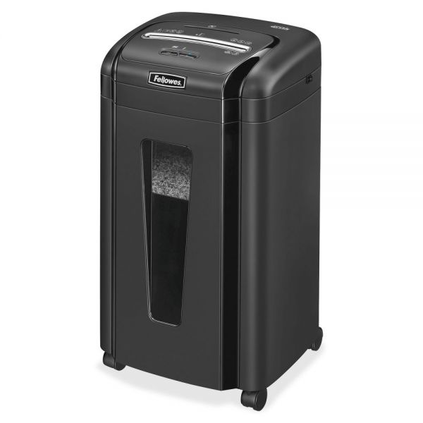 Fellowes Powershred 465Ms Micro-Cut Shredder