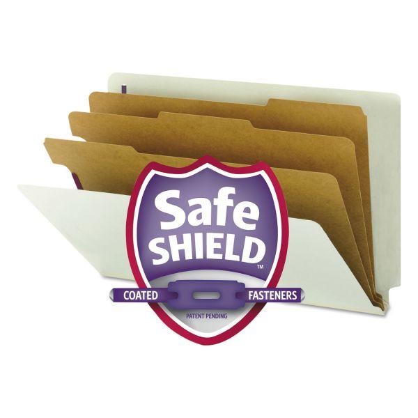 Smead End Tab Classification Folders