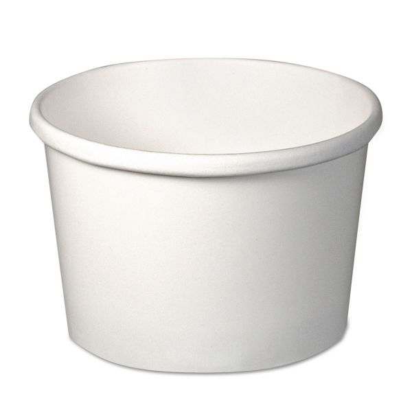 SOLO Cup Company Flexstyle Double Poly Paper Takeout Containers