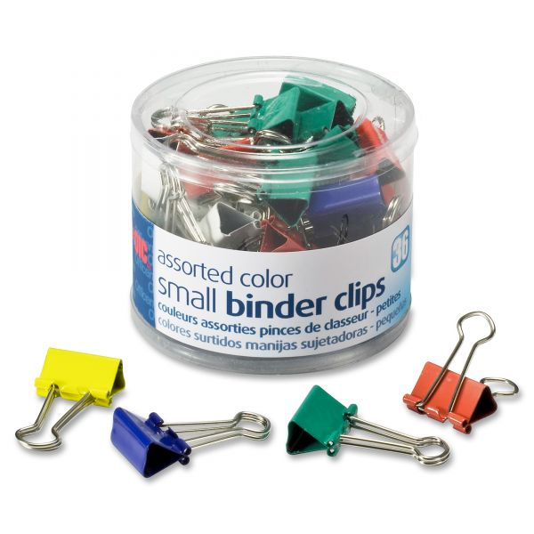 OIC Small Binder Clips