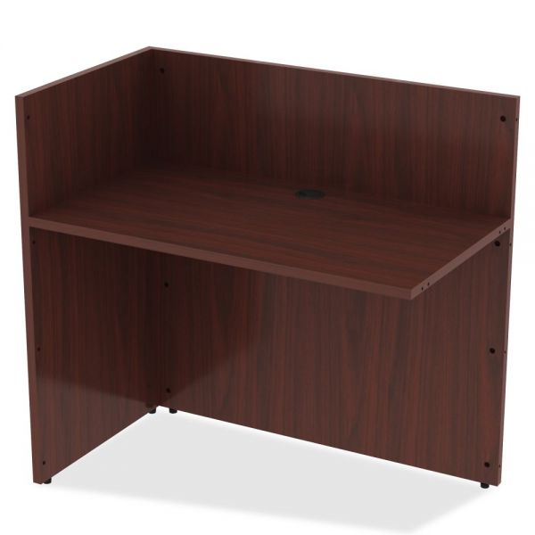Lorell Reception Desk