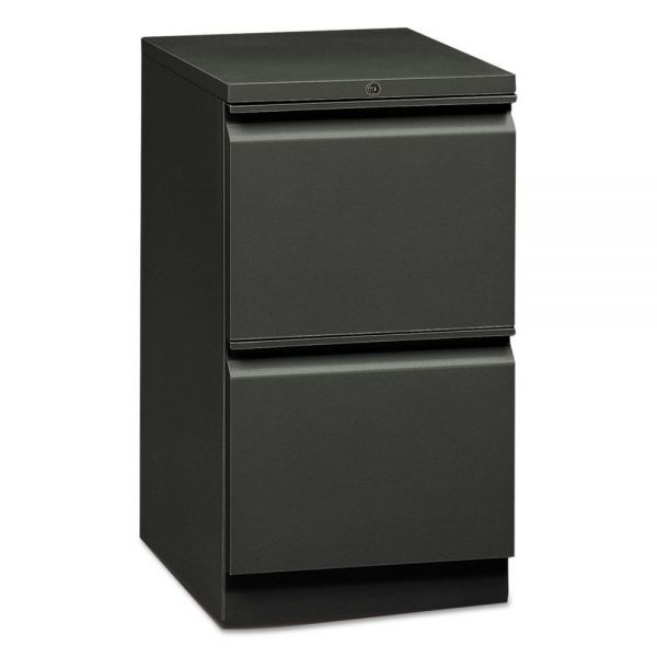 HON Flagship 2-Drawer Mobile File Cabinet